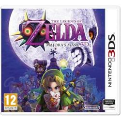 Image of Videogioco The Legend of Zelda: Majora's Mask 3DS