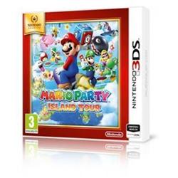 Videogioco Nintendo - Mario party island tour select