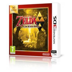 Videogioco Nintendo - Zelda:a link between worlds select  Nintendo  3ds