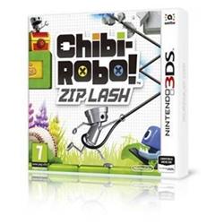 Videogioco Nintendo - 3ds chibi-robo! zip lash