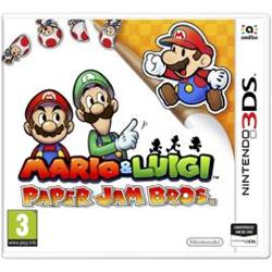 Videogioco Nintendo - Mario e luigi: paper jam bros.