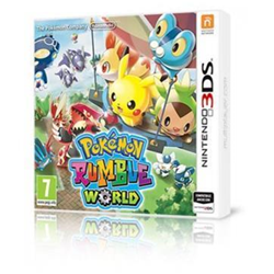 Videogioco Nintendo - Pokemon rumble world