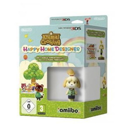 Jeu vidéo Animal Crossing Happy Home Designer - Nintendo 3DS