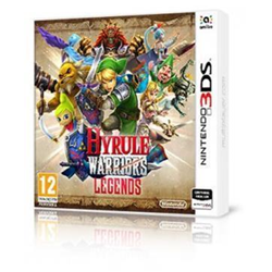 Videogioco Nintendo - Hyrule Warriors: Legends 3DS