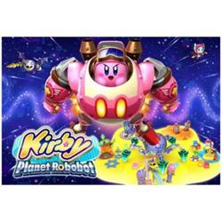 Videogioco Nintendo - Kirby planet robobot + amiibo kirby kirby