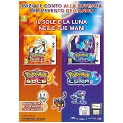 Videogioco Nintendo - Pokemon sole