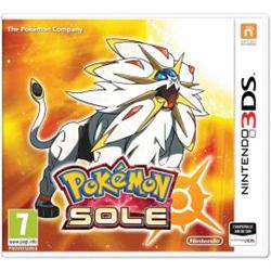 Jeu vidéo Pokémon Soleil - Nintendo 3DS - italien