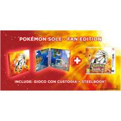 Videogioco Nintendo - Pokemon sole fan edition