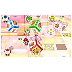 Videogioco Nintendo - Mario party star rush