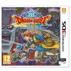 Jeu vidéo Dragon Quest VIII: Journey of the Cursed King - Nintendo 3DS, Nintendo 2DS - italien