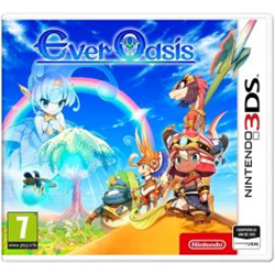 Videogioco  Ever oasis Nintendo 3ds - nintendo - monclick.it