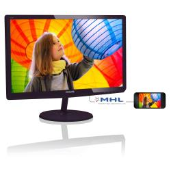 Monitor LED Philips - 227e6edsd