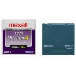 Foto Supporto storage Lto4 Maxell