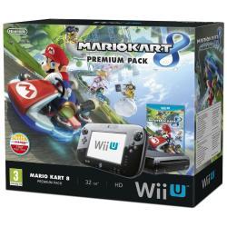 Console Nintendo - Wii U Mario Kart 8 Premium Pack