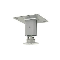 SOPAR SUPRA - Montage sur plafond pour projecteur - argent mat