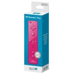 Contrôleurs NINTENDO Wii Remote Plus - Remote - sans fil - Bluetooth - rose - pour Nintendo Wii U