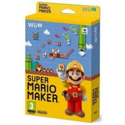 Videogioco Nintendo - Super Mario Maker + Artbook WII U