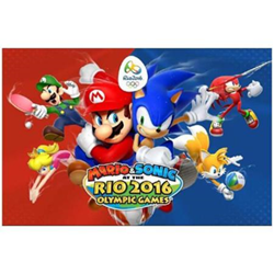 Videogioco Nintendo - Mario & sonic ai giochi olimpici di rio 2016