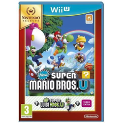 Videogioco Nintendo - New Super Mario + Luigi WII U