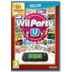 Videogioco Nintendo - Wii PARTY U