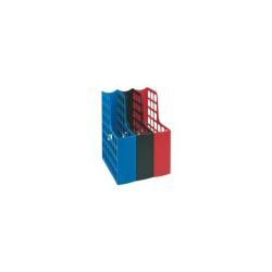 Meuble Esselte Boxer - Porte-revues - A4 - rouge
