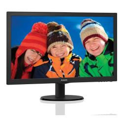 Monitor LED Philips - 243v5lhsb