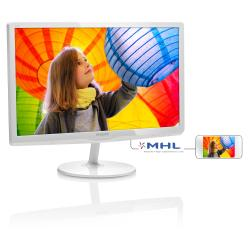 Monitor LED Philips - 247e6edaw