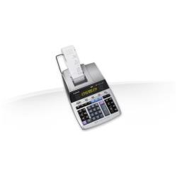 Calculatrice Canon MP1411-LTSC - Calculatrice avec imprimante - LCD - 14 chiffres - adaptateur CA, pile de sauvegarde mémoire - argent métallique