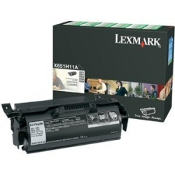 Toner Lexmark - Xs65x extra high yield return 30k