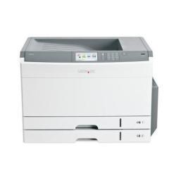 Imprimante laser Lexmark C925de - Imprimante - couleur - Recto-verso - LED - A3/Ledger - 600 ppp - jusqu'à 31 ppm (mono) / jusqu'à 31 ppm (couleur) - capacité : 450 feuilles - USB, Gigabit LAN, hôte USB
