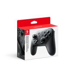 Contrôleurs NINTENDO Switch Pro Controller - Gamepad - sans fil