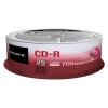 Sony - Sony - 25 x CD-R - 700 Mo (80 min)