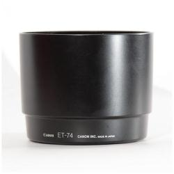 Paresoleil Canon ET-74 - Paresoleil d'objectif - pour P/N: 013803064568, 1258B001, 1258B005/I, 1258B013, 2578A001, 2578A019, AC1258B005AA
