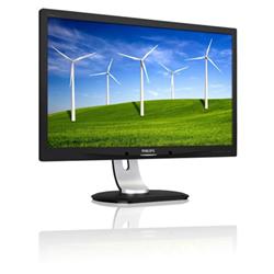 "Écran LED Philips 272S4LPJCB - Écran LED - 27"" - 2560 x 1440 QHD - TN - 350 cd/m² - 1000:1 - 2 ms - HDMI, DVI, DisplayPort, VGA - haut-parleurs - noir"