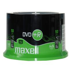 Maxell - 50 x DVD+R - 4.7 Go 8x - spindle