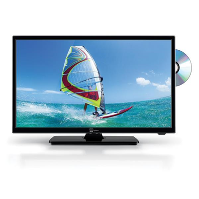 Telesystem - TV COMBO 24  HD LED0 CON DVD