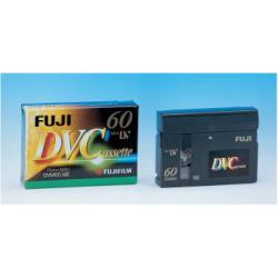 Ruban FUJIFILM DVC 60 - Mini-cassette vidéo - 1 x 60min