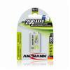 Pile Ansmann - ANSMANN maxE - Batterie 9V NiMH...