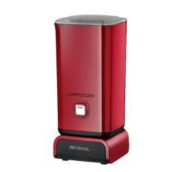 Ariete Cappuccino 2878 - Mousseur à lait - 0.25 litres - 500 Watt - rouge