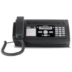 Fax Philips Magic5 primo PPF631 - Télécopieur / photocopieuse - Noir et blanc - transfert thermique - 50 feuilles - 9.6 Kbits/s