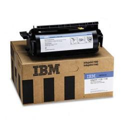 Toner IBM - Noir - originale - 1 unités cartouche de toner - pour Infoprint 1130, 1140; InfoPrint 1130, 1140