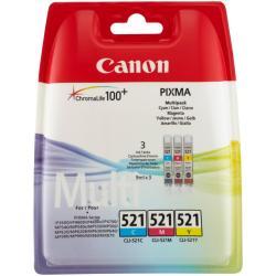 Cartuccia Canon - Cli-521 c/m/y