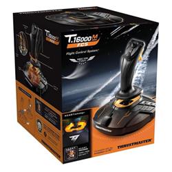Contrôleurs ThrustMaster T.16000M FCS - Joystick - filaire - pour PC