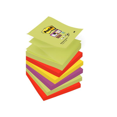 Post-it - CF6BLOC POST-IT SUPSTICR330-6SS-MAR
