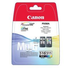 Cartuccia Canon - Pg-510/cl-511