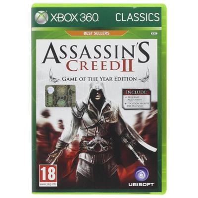 Ubisoft - X360 ASSASSIN 2 GOTY CLASSICS 3