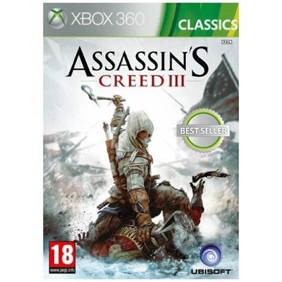 Ubisoft - X360 ASSASSIN S CREED 3 CLASSICS 2
