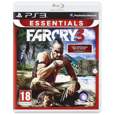 Ubisoft - PS3 FAR CRY 3 ESSENTIALS