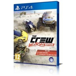Videogioco Ubisoft - The crew: wild run edition Ps4