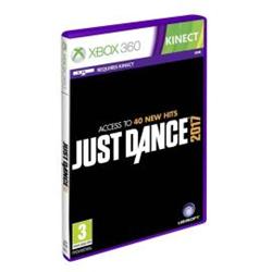 Videogioco Ubisoft - Just Dance 2017 Xbox 360